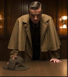 Sherlock Holmes/David Kingsley - Murdoch Mysteries