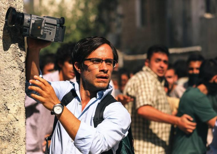 ROSEWATER, Gael Garcia Bernal, 2014. ©Open Road Films/Courtesy Everett Collection